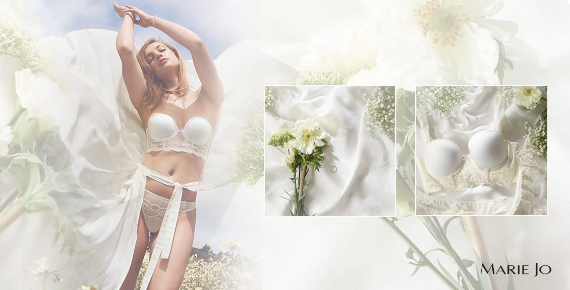 988370d52c9 Nejkrásnější svatební kolekce pro každou nevěstu! - luxusní spodní ...