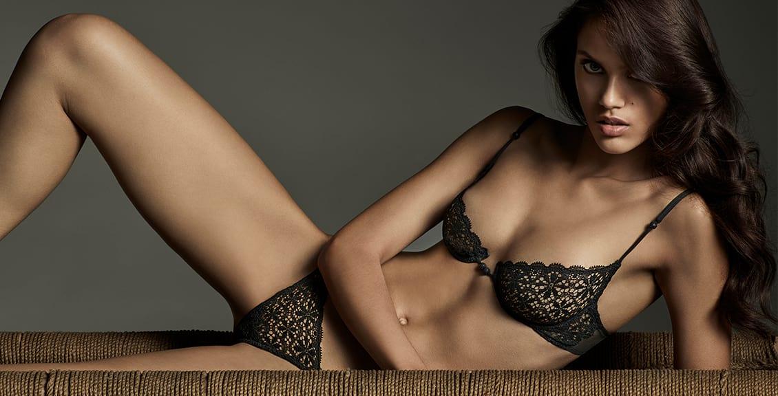 Rady pro malá prsa - luxusní spodní prádlo  b0840637ac