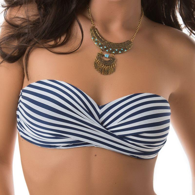 8a50cf9c78 Plavky dvoudílné vyztužené s odep. ramínky - luxusní spodní prádlo ...