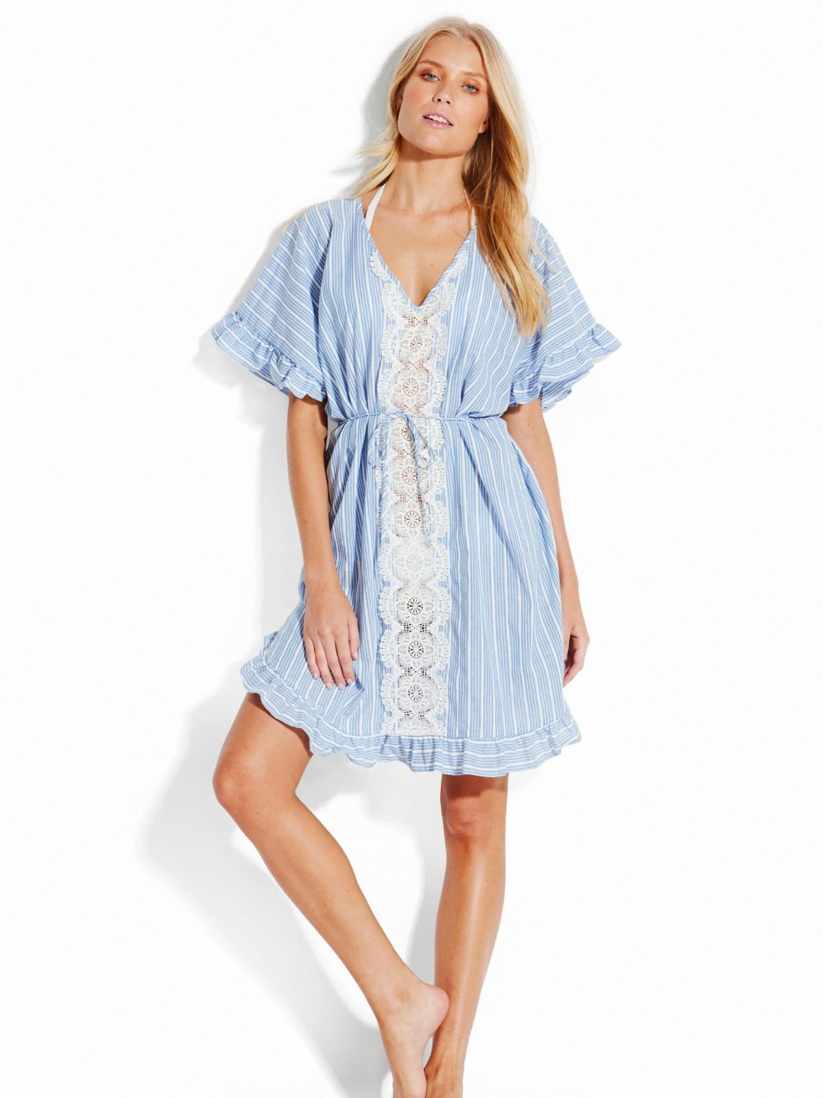 a4232ced7e36 Tunika Seafolly Sea Stripe - luxusní spodní prádlo