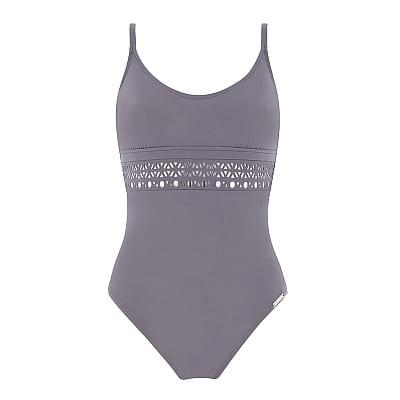 Plavky dvoudílné vyztužené s odep. ramínky - luxusní spodní prádlo ... d683a51cca