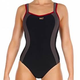 sportovní jednodílné plavky D-H Panache Sport - Sportovní plavky