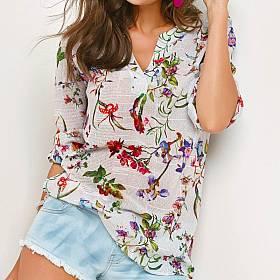košile  Antigel - Gazette en fleur