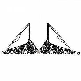 podprsenka push-up vyztužená A-D Lise Charmel - Love magicienne