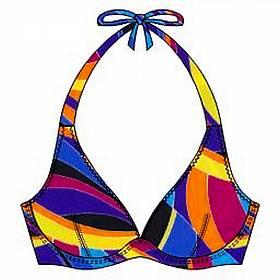 plavky dvoudílné triangle nevyztužené E-F Antigel - La sporty tropique