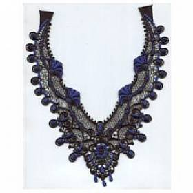 náhrdelník Lise Charmel - Dentelle saphir