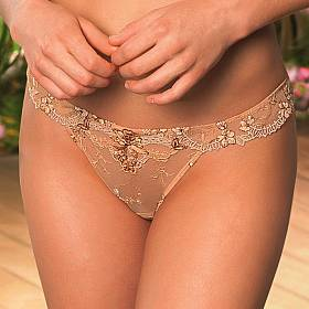 sexy tanga  Lise Charmel - Lodge en fleurs