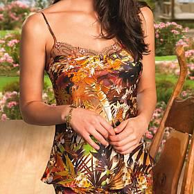 caraco  Lise Charmel - Lodge en fleurs