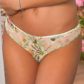 tanga  Lise Charmel - Bouquet tropical
