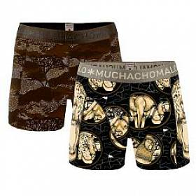 boxerky 2-pack Muchachomalo - Wildlife