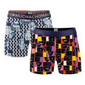 boxerky 2-pack Muchachomalo - Emotion